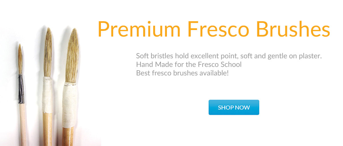FrescoShop.com Fresco Brushes Category