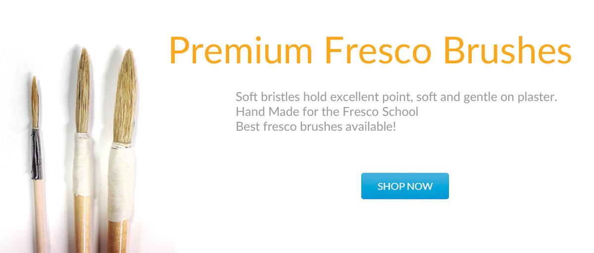 FrescoShop.com Fresco Brushes Category