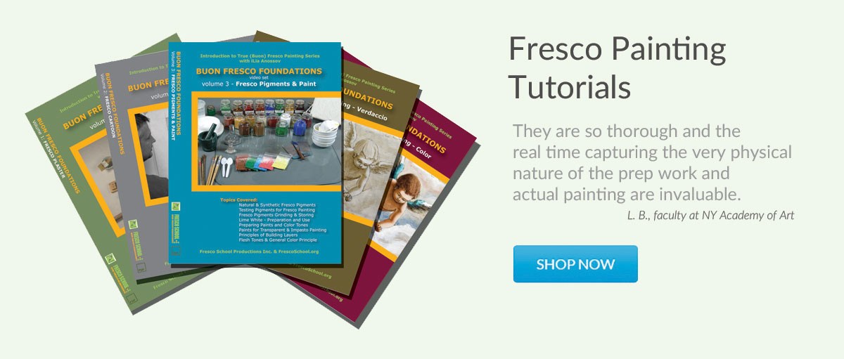 Fresco Painting Tutorials Category